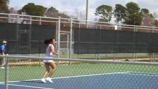 Jamie Hampton - Tennis