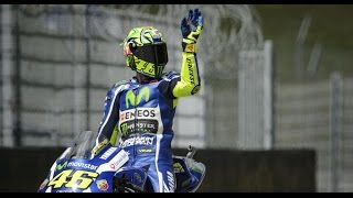 Best of Valentino Rossi 2016