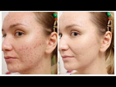 Макияж для пористой кожи