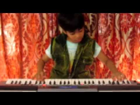 Ae Dil Hai Mushkil Hai Jeena Yahan on keyboard by Advaith adityA...