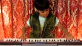 Ae Dil Hai Mushkil Hai Jeena Yahan on keyboard by Advaith adityA  onYamaha PSR I455