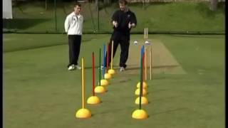 Cricket Bowling Drills - For Fast Bowlers