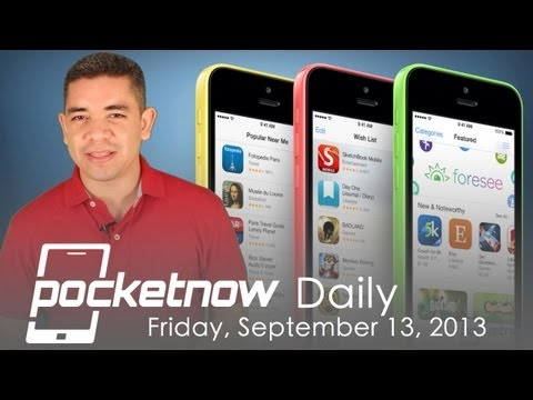 iPhone 5C pre-orders. iPhone 5S issues. Samsung and HP Windows Phones & more - Pocketnow Daily