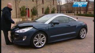 Car test PEUGEOT RCZ