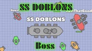 SS DOBLONS Boss   New Boss   Doblons.io
