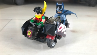 LEGO 1966 Batcycle & Ghost rider