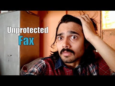 BB Ki Vines- | Unprotected Fax |