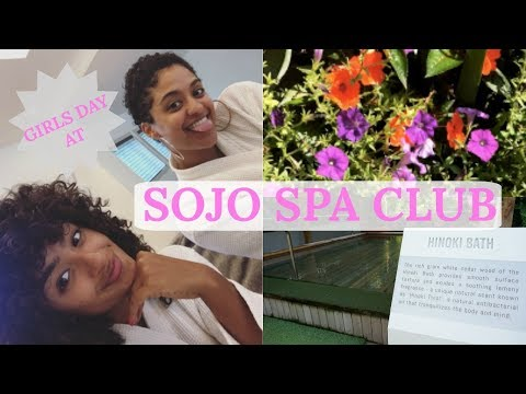 HANG WITH US: A Trip To SoJo Spa Club