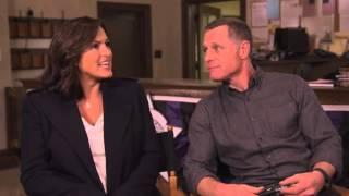 Mariska Hargitay & Jason Beghe | Crossover Episode