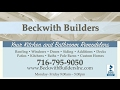 Beckwith Builders Inc | Barker NY Kitchen and Bathroom Remodeling