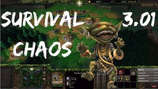 Survival Chaos Live - Goblin Hero Items | Warcraft 3 | WarBoss
