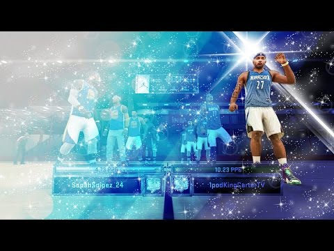 NBA 2K15 Jordan Rec Center – Computer Love! (Full Game PS4)