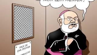 Katholische Kirche fürchtet Aufdeckung