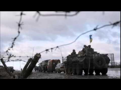 Ukraine conflict: Battles rage ahead of Minsk talks