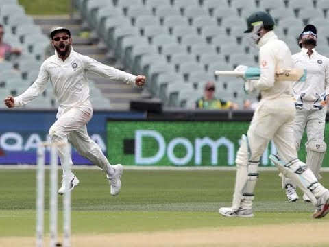 India vs Australia : Live, Day 4 - 1st Test Cricket Match