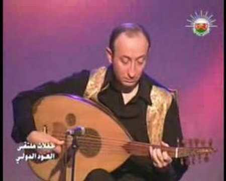 IYAD HAIMOUR.syrian oud اياد حيمور.. ملتقى العود الدولى عمان