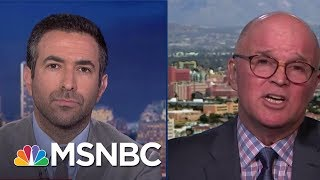 Former Trump Casino Exec: Trump's 'Bigotry Was Always Visible' | MSNBC