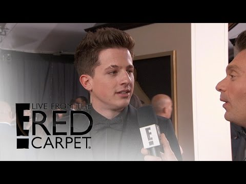 Why Charlie Puth Isn't With Selena Gomez at Grammys | Live from the Red Carpet | E! News thumbnail