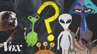 Why we imagine aliens the way we do