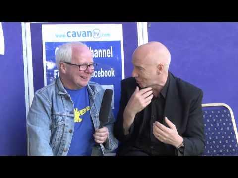 Midge Ure talks to Paul Cox