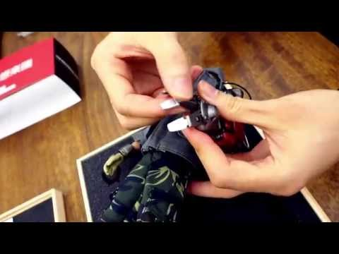 osw.zone Unboxing video by Studio Sundowner, Ethan. First reveal - KABUTO ver. TenshoSt... 2015-08-02 03:09:08