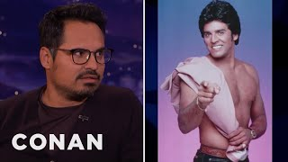Michael Peña's Ponch Is A Sex Addict - CONAN on TBS