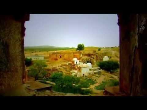 Hindu Temples in Kaller Kahar, Pakistan