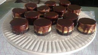 Bailey's (Irish Cream) Mini Cheesecake