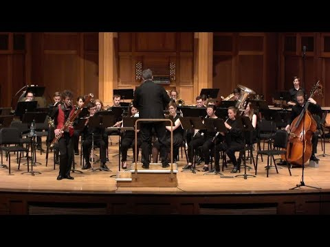 Lawrence University Wind Ensemble - May 19, 2018