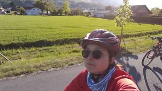 Geneva - Montreux, 100 km. 22-23 April 2017