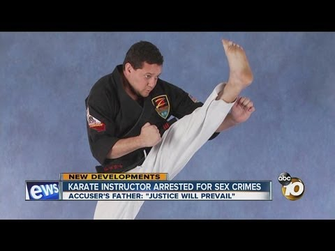 Local karate studio owner Josh Thomas Churchill accused of sex with underage girl