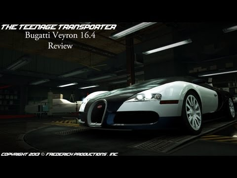 Need For Speed World: Bugatti Veyron 16.4