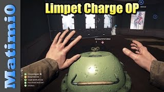 Battlefield 1 - Limpet Charge is OP