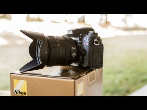 Nikon D7100 Review & Test Results