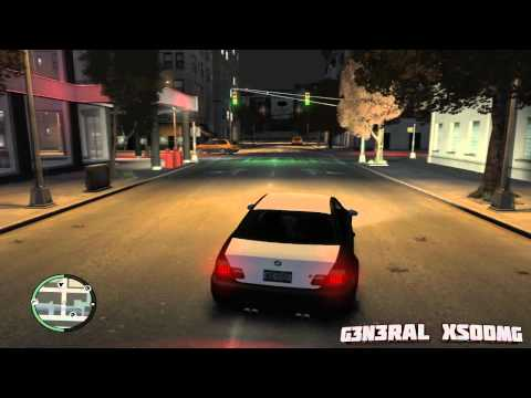 BMW M3 3.2 Sequential 2005  Review Test Drive On GTA IV Car Mod.wmv