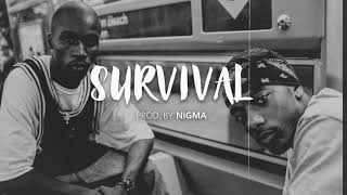 90's Old School Boom Bap Instrumental x Mobb Deep type beat - Survival | Nigma