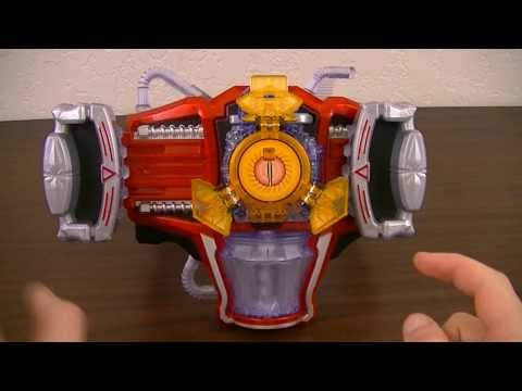 Henshin Belt DX Genesis Driver & Melon Energy Lock Seed Review