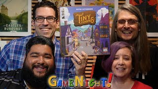 Tiny Towns - GameNight! Se6 Ep50