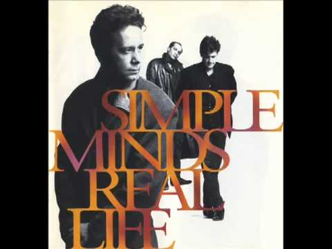 Simple Minds - Woman