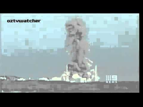 Fukushima Second Explosion Reactor 3 Japan video
