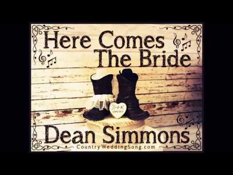 Here Comes The Bride - Country Wedding Song video
