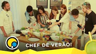 Prova do Hambúrguer - Luba, Depois das Onze e convidados #DiaDeVerão