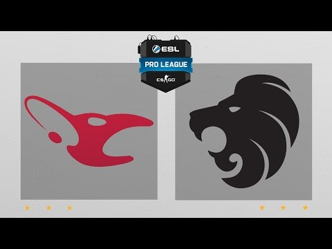 CS:GO - Mousesports vs. North [Inferno] Map 2 - ESL Pro League Season 5 - EU Matchday 9