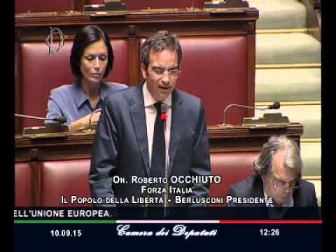Roma - Camera - 17^ Legislatura - 478^ seduta (10.09.15)