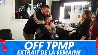 OFF TPMP : Le combat Cyril Hanouna/Benjamin Castaldi pour fêter la nouvelle année