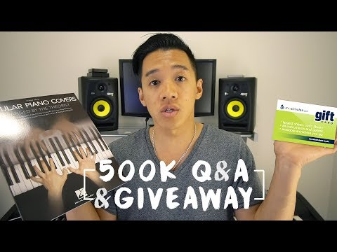 download lagu 500k Q&a & Giveaway gratis