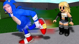 Albert became SONIC