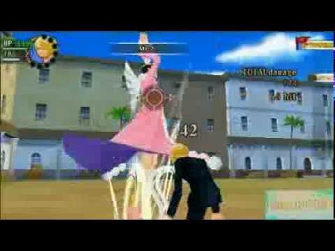 One Piece Romance Dawn : Alabasta Partie 4