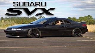Caleb's MINT Subaru SVX | EARGASMS