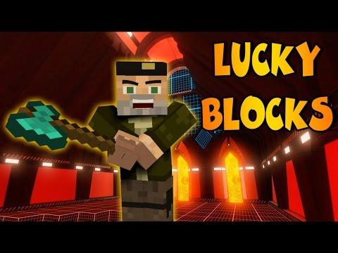 EL POZO DE LA SUERTE!! c/ sTaXx   Lucky Blocks Epic Race